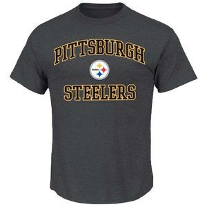 Pittsburgh Steelers Men's Heart and Soul Crewneck